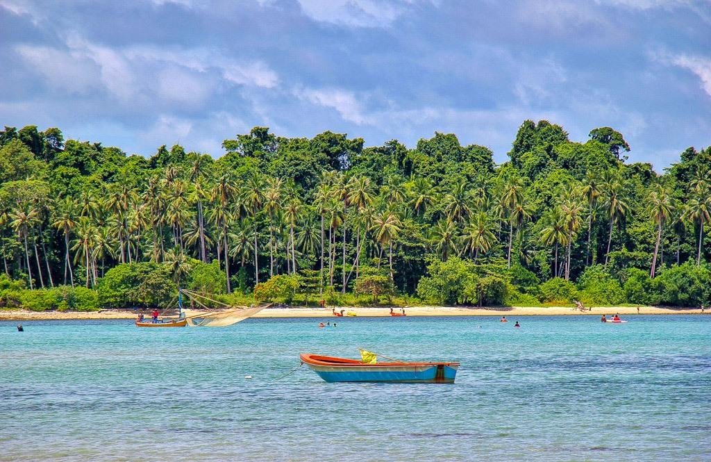 Islands, Koh Chang, Thailand