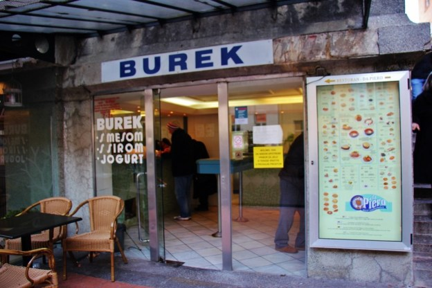 The Best Burek Shop in Zagreb, Croatia
