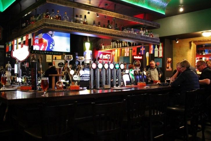 Beer House No. 1 in Riga, Latvia