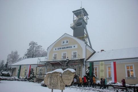 Wieliczka Salt Mine tourist attraction in Krakow, Poland