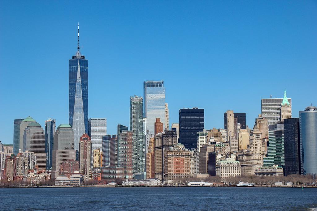 Must See NYC, Manhattan Skyline, New York City