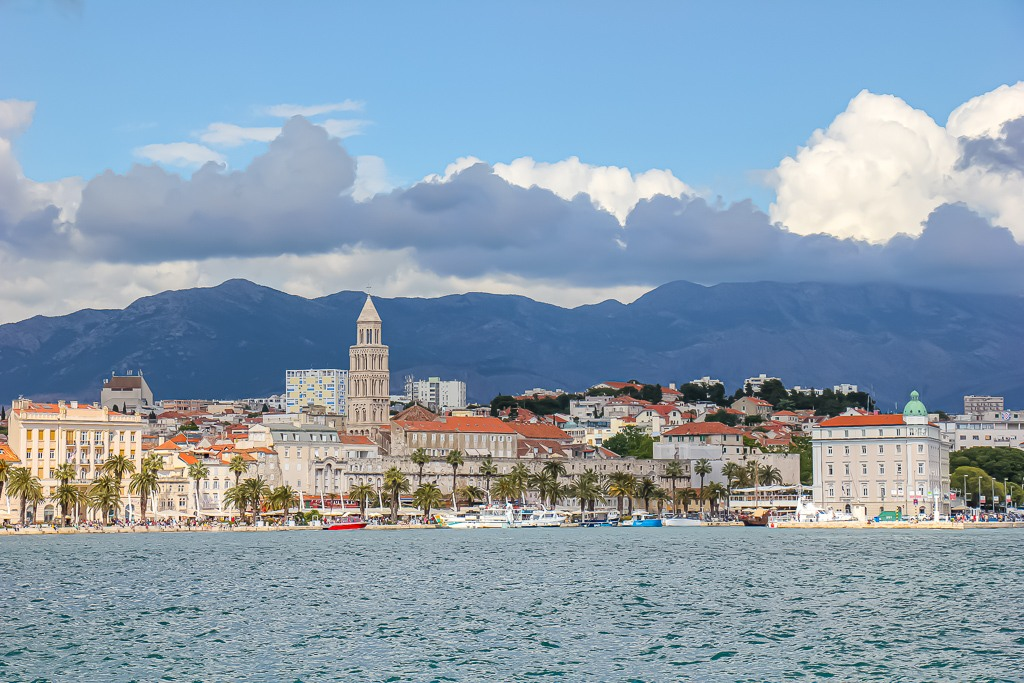Split, Croatia and Diocletian's Palace