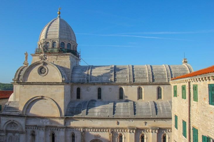 St James Cathedral, Sibenik, Croatia