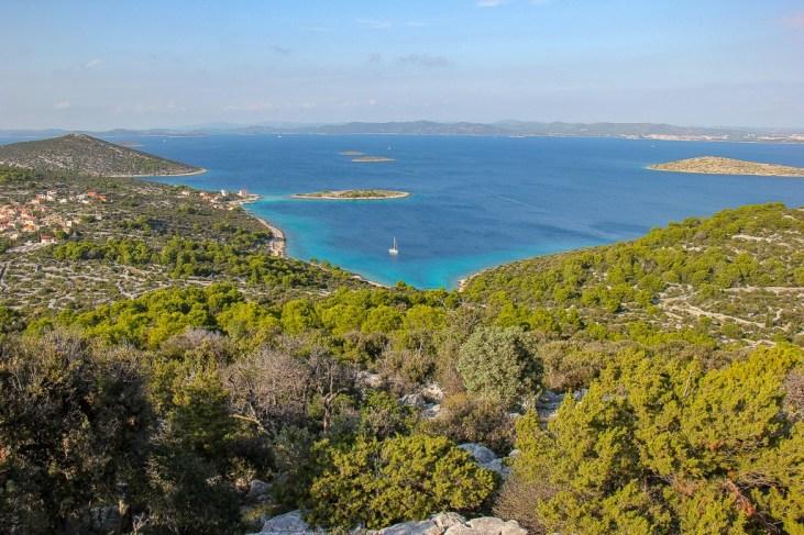 Kaprije View, Croatia