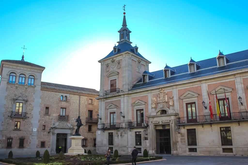 Town Hall, Madrid, Spain