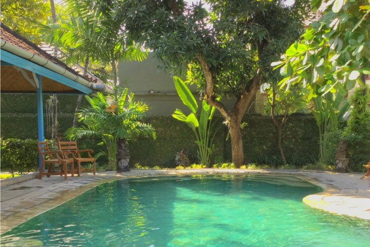 Sanu House Pool, Sanur, Bali, Indonesia