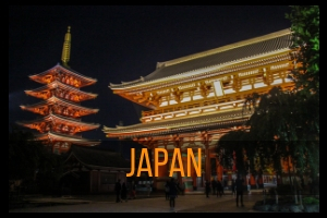 Japan Country Guides by JetSettingFools.com