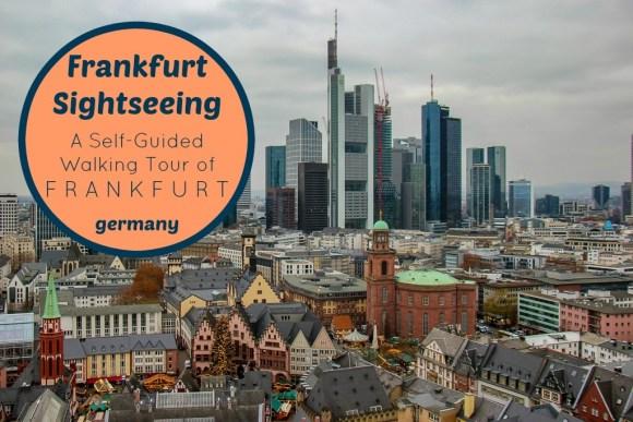 Frankfurt SightSeeing A Free Walking Tour of Frankfurt Germany by JetSettingFools.com