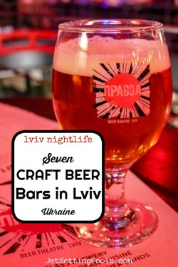 Lviv Nightlife Ukraine by JetSettingFools.com