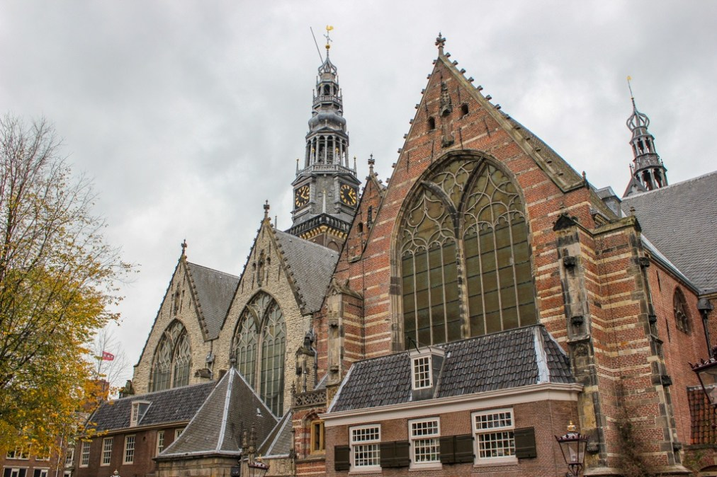 The Old Church, Amsterdam, Netherlands