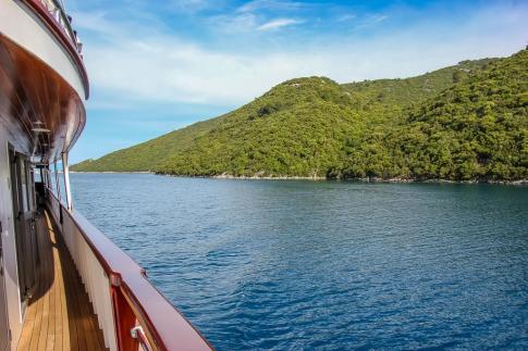 Croatia Island Hopping aboard Almissa with Sail Croatia