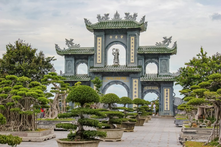 Chua Linh, Son Tra, Da Nang, Vietnam