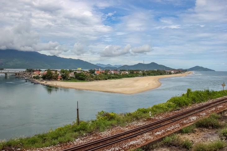Charming fishing town, Lang Co, Vietnam