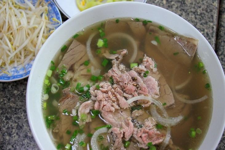 Best Pho in Ho Chi Minh City, Vietnam