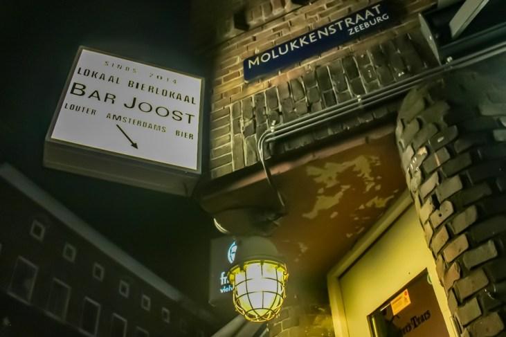 Must visit, Bar JOOST, Amsterdam Craft Beer