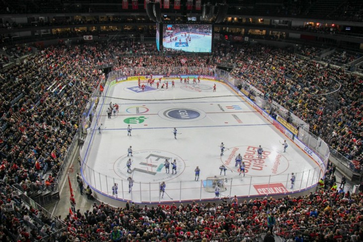 Watch Hockey in Cologne, Germany