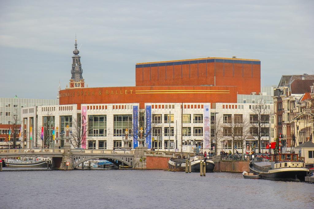 National Opera & Ballet House, Amsterdam, Netherlands