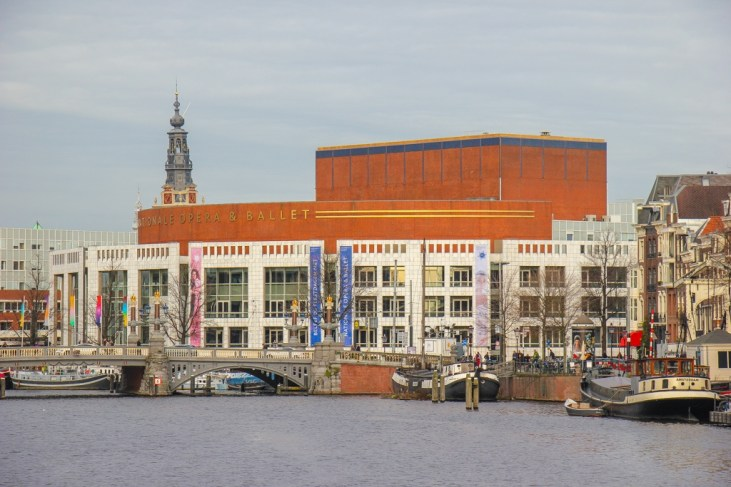 National Opera & Ballet House, Amsterdam, Netherlands
