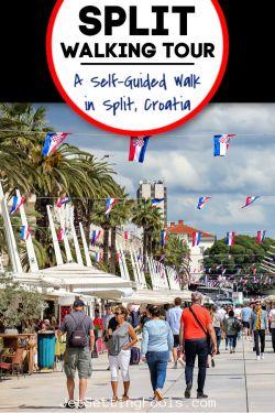 Split Walking Tour A Self-Guided Walk in Split by JetSettingFools.com