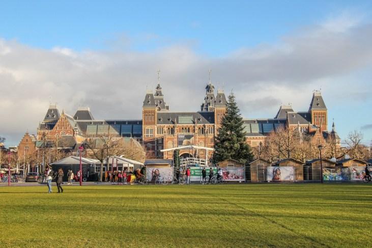 Riiksmuseum, Amsterdam, Netherlands
