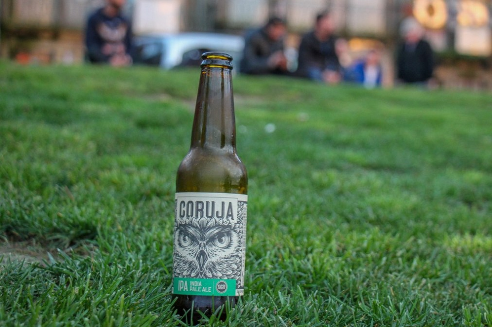 Coruja IPA Beer, Porto, Portugal