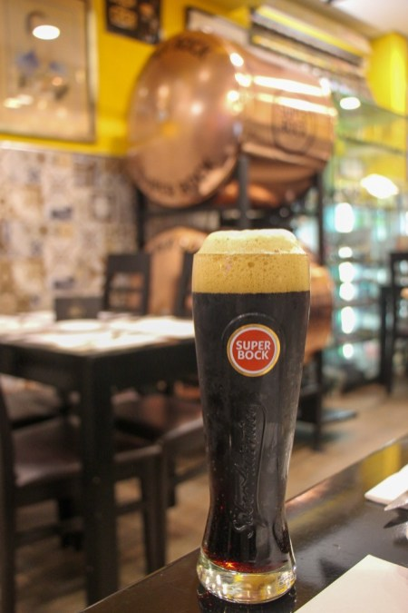Super Bock Dark Beer, Portugal