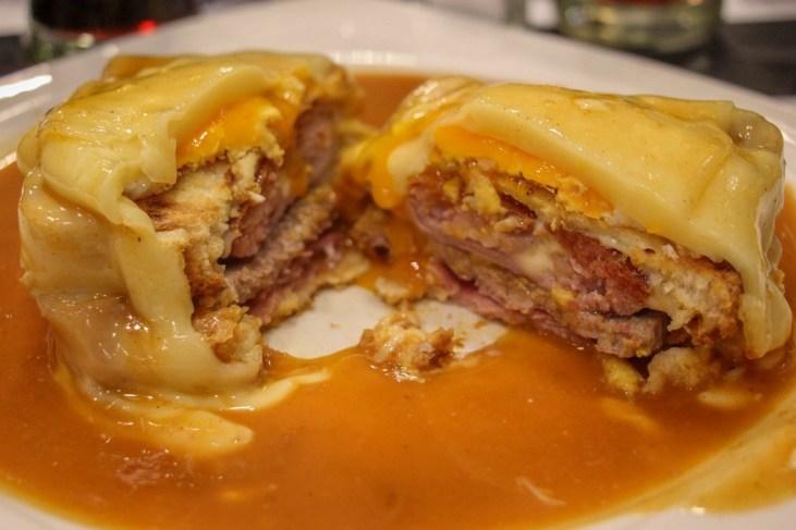 Best Francesinha Porto Sandwich