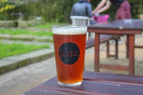 Beer Garden, Letra Craft Beer, Porto
