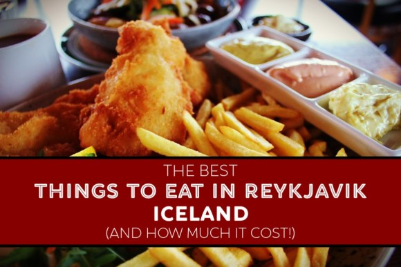 The Best Food in Iceland Things To Eat in Reykjavik by JetSettingFools.com