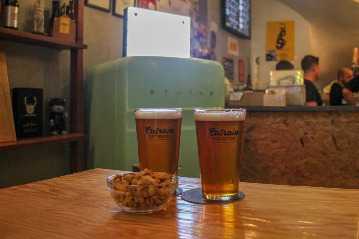 Must Drink Beer, Catraio Craft Beer Shop Porto, Portugal