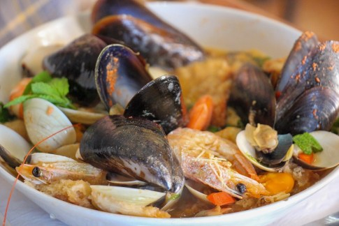 Seafood Stew, What To Eat In Porto, Portugal