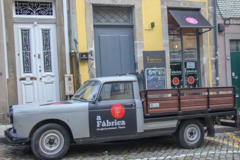 Delivery Truck, A Fabrica da Picaria Craft Beer Bar Porto