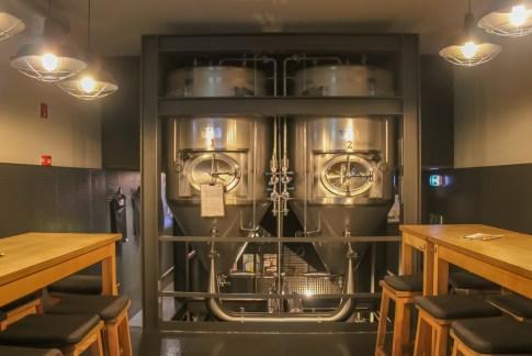 Brew Tanks, A Fabrica da Picaria Craft Beer Bar Porto