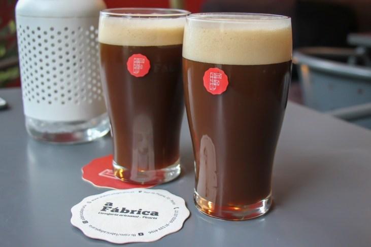 Porter Beer, A Fabrica da Picaria Craft Beer Bar Porto