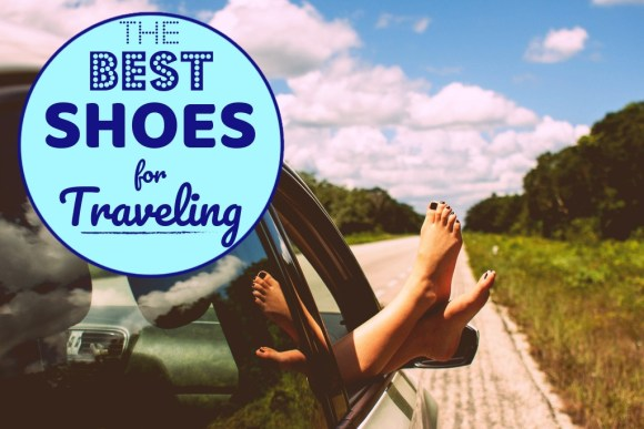 The Best Shoes for Traveling by JetSettingFools.com