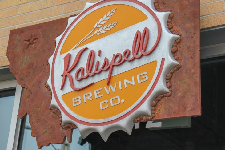 Kalispell Brew Logo, Kalispell, MT