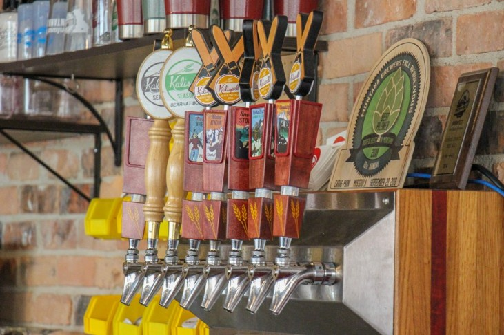 What's on tap at Kalispell Brewing, Kalispell, Montana