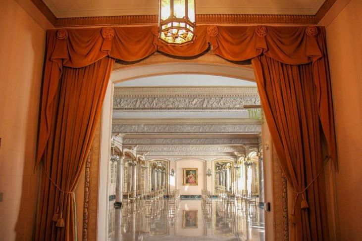 Davenport Hotel Interior Ballroom, Spokane, WA