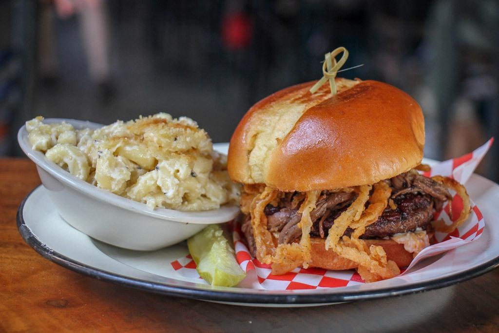 Burger Week, Libbys, Covington KY