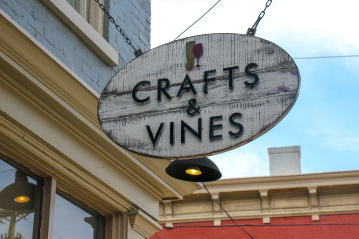 Crafts & Vines, Covington KY