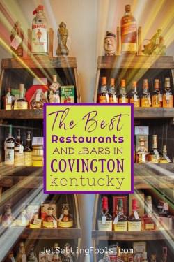 The Best Restaurants in Covington, Kentucky