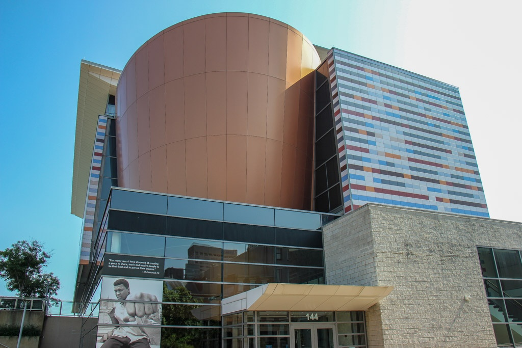 Visit the Mouhamad Ali Center, Louisville, KY