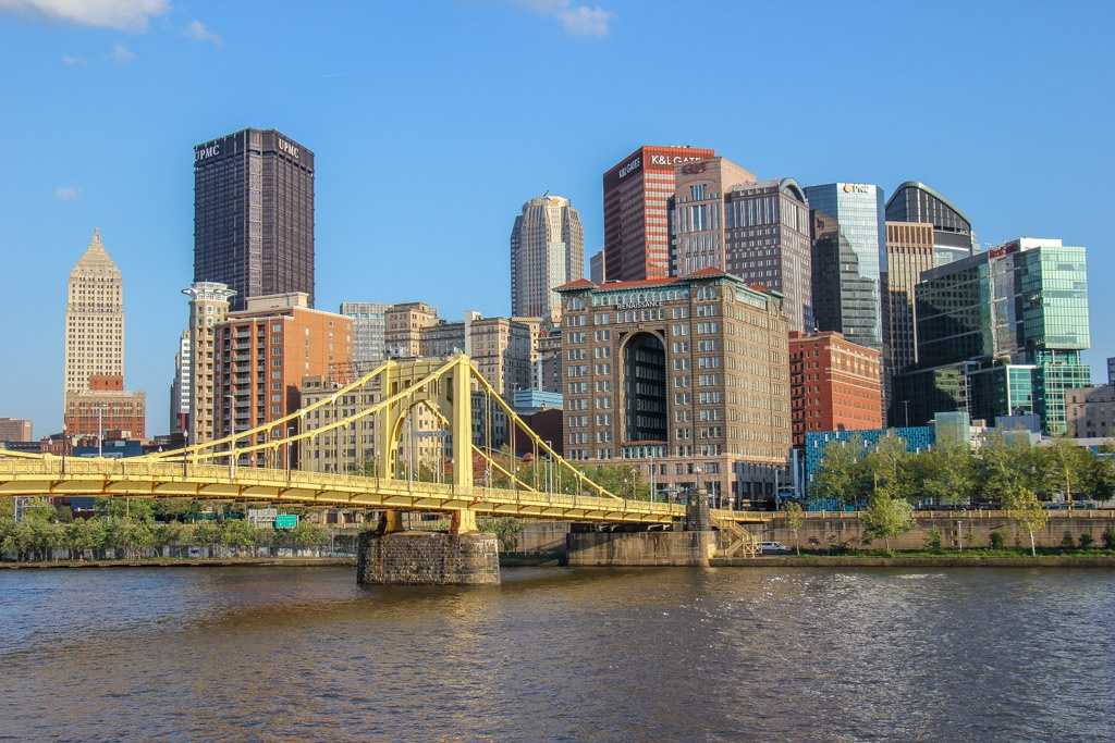 3-DAY WEEKEND IN PITTSBURGH ITINERARY