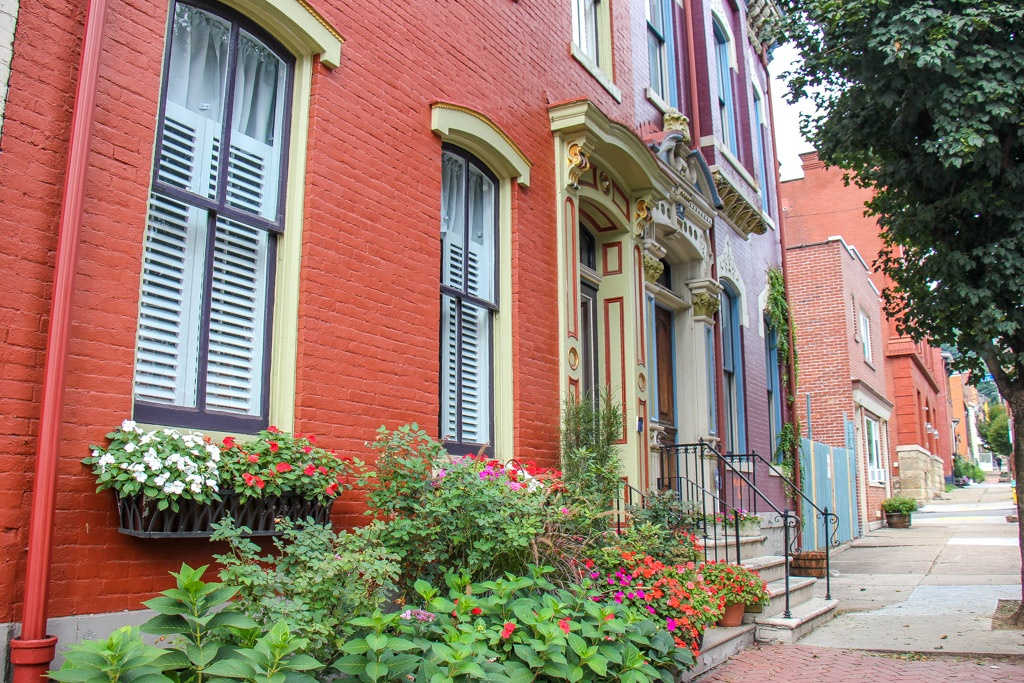 Walking the Mexican War Streets, Pittsburgh, PA
