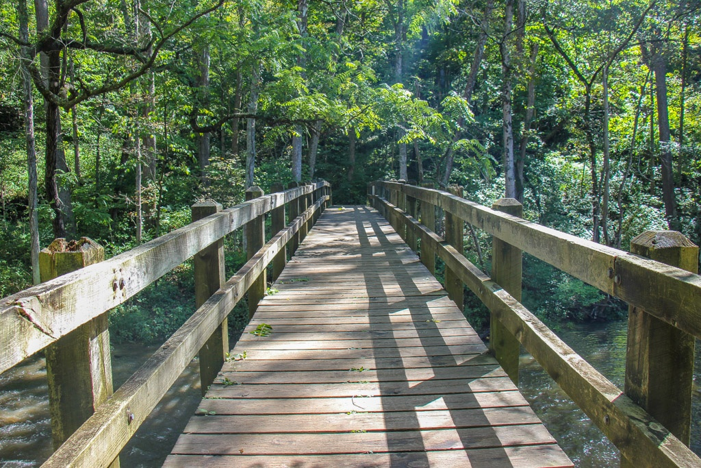 Clifton Gorge Yellow Springs, Ohio Hiking