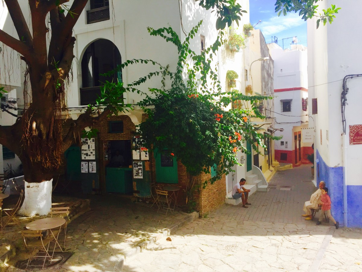 The Heart of Tangier
