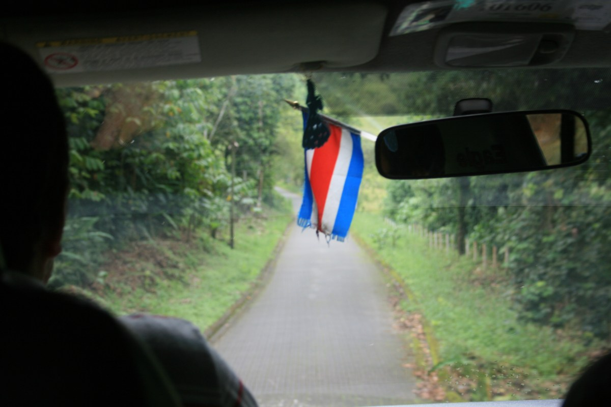 Road Trip: Costa Rica's Country Roads