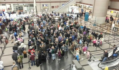 Hacking The TSA: Exploiting Terrorist Status To Skip 45-Minute Lines