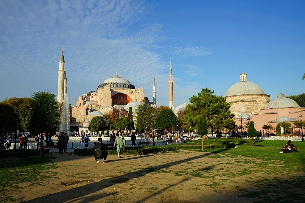 Things to do in Istanbul: Hagia Sophia