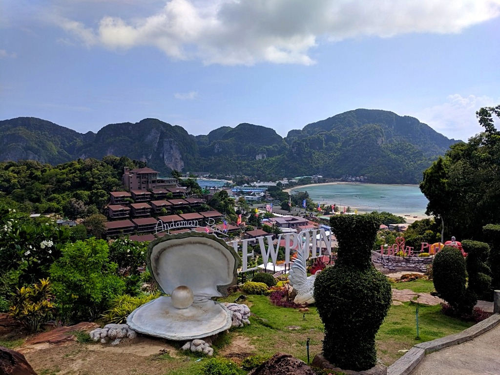 Koh Phi Phi viewoint